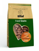Heppanamut Effol Friends Snacks Porkkana 1kg