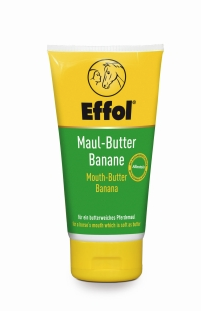 Effol Hoitovoide Mouth Butter 150ml Banana