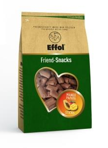 Heppanamut Effol Friends Snacks Mango-Papaya 1kg