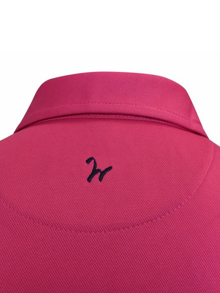 Pikeepaita IW Collection Polo Paris Pink