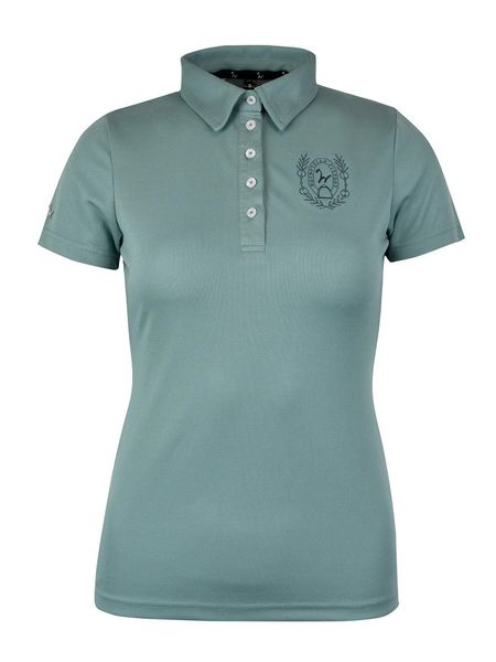 Pikeepaita IW Collection Polo Paris Blue Stone
