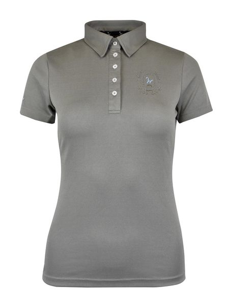 Pikeepaita IW Collection Polo Paris Frost Grey