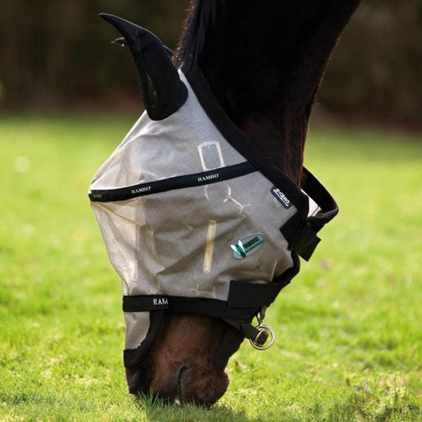 Horseware Rambo Fly Mask plus vamoose (DMF14)