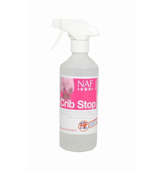 Puremisen estoon NAF Crib Stop Spray 500 ml