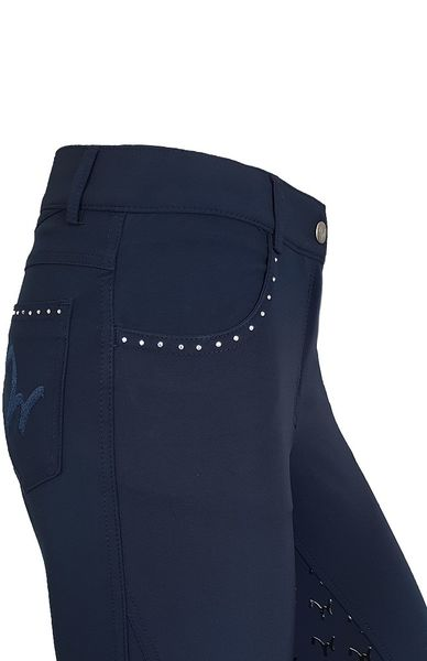 Full Grip ratsastushousut IW Collection Roxie Navy