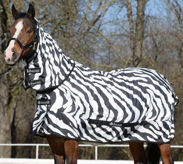Bucas Sweet Itch ZEBRA allergialoimi